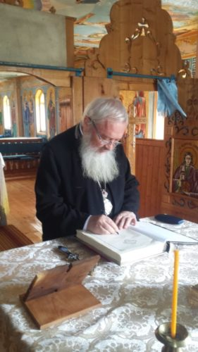 Mitropolitul Clujului, în vizită pastorală în Protopopiatul Huedin