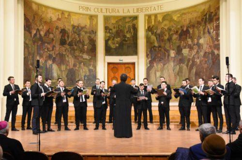 """Concertul Fundației """"Mitropolitul Bartolomeu"""", la a IX-a ediţie"""