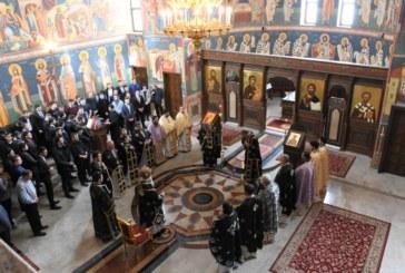 Liturghia Darurilor mai înainte sfințite, la Facultatea de Teologie Ortodoxă clujeană