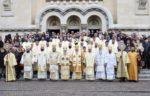 Nouă ierarhi, la hramul Mitropoliei Clujului, Maramureșului și Sălajului