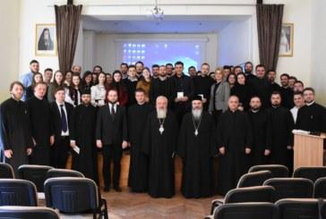 Întâlnirea reprezentanților departamentelor de tineret din Mitropolia Clujului, Maramureșului și Sălajului