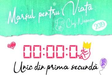 """<span style='color:#B00000  ;font-size:14px;'> </span> <br> Marșul pentru Viață 2019:""""Unic din prima secundă"""", la Cluj-Napoca</p>"""