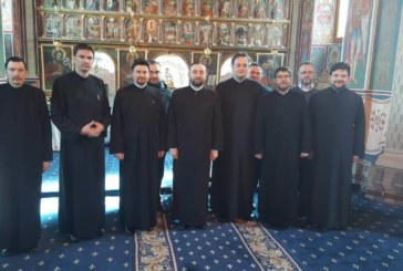 Întâlnire cu responsabilii activităților cu tinerii, din Protopopiatul Ortodox RomânCluj 1
