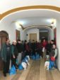 Acțiuni de binefacere ale Asociației Filantropia Ortodoxă - Filiala Bistrița-Năsăud