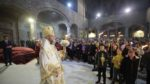 """Slujba Învierii şi Sfânta Liturghie la Catedrala Episcopală """"Sfânta Treime"""" din Baia Mare"""