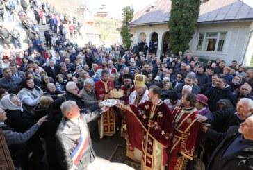 Sfânta Liturghie Arhierească la Mănăstirea Rohia
