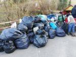 Acțiune de ecologizare la Răchițele