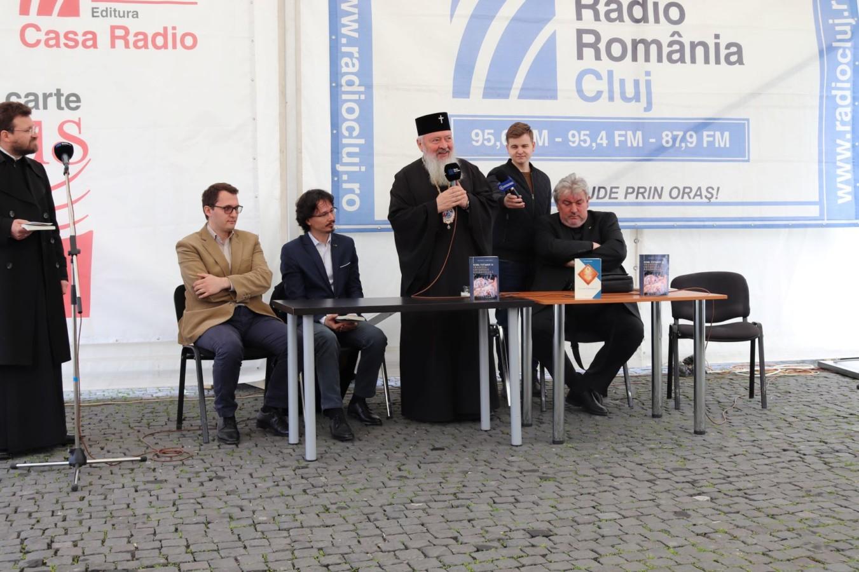 Editura Renașterea a lansat două cărți la Târgul Gaudeamus