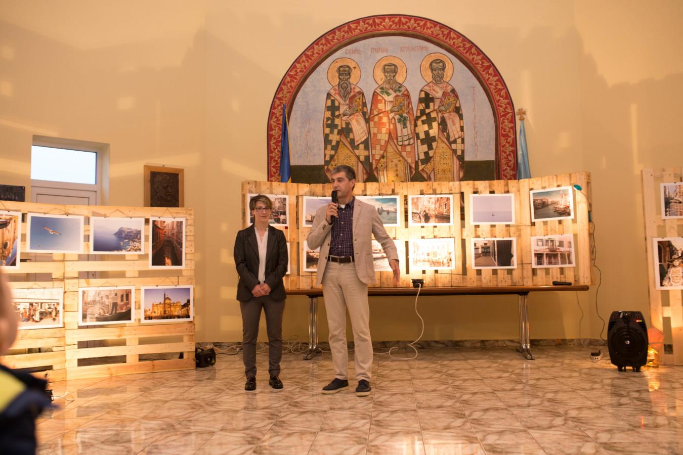 Expoziției de fotografie la Huedin