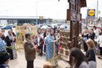 Expoziție de icoane la Catedrala Moților din Huedin