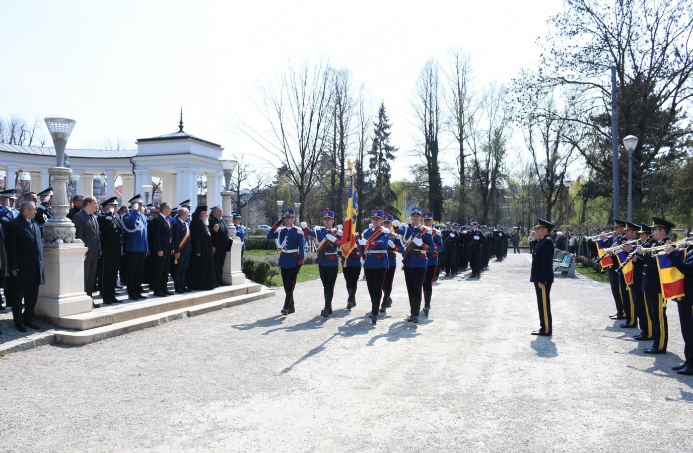 169 de ani de la înființarea Jandarmeriei Române, sărbătoriți la Cluj-Napoca