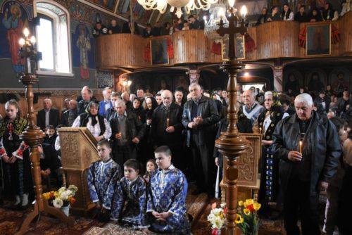 Binecuvântare arhierească pentru credincioșii Parohiei Negreni, jud. Cluj