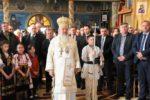 Sfântul Ierarh Pahomie de la Gledin, sărbătorit în localitatea natală