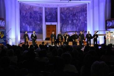 """Concertul Prepascal """"Cu noi este Dumnezeu"""", la Cluj-Napoca"""