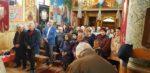 Credincioșii din Parohia Jucu de Jos s-au închinat la moaștele Sf. Nectarie