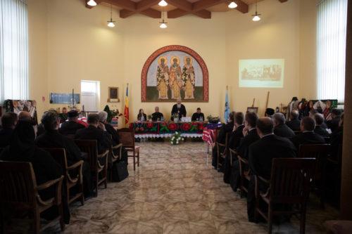 Conferința de primavara a preoților din Protopopiatul Huedin