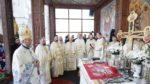 Sfânta Liturghie Arhierească de Izvorul Tămăduirii, hramul mic al Mănăstirii Rohia