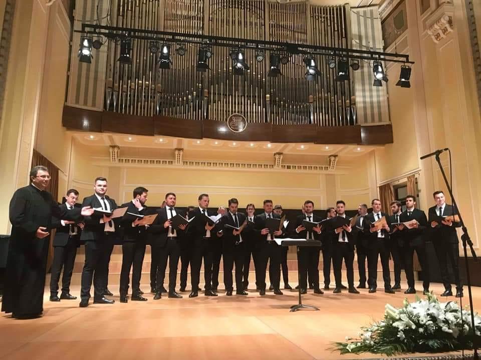 """Corul de Cameră """"Psalmodia Transylvanica"""", la Festivalul dedicat Centenarului Corului """"Armonia"""" din Arad"""