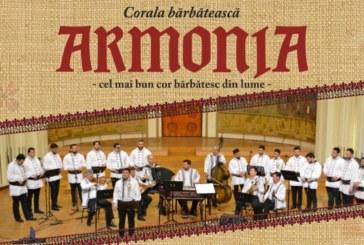 Corala ARMONIA concertează la Gherla