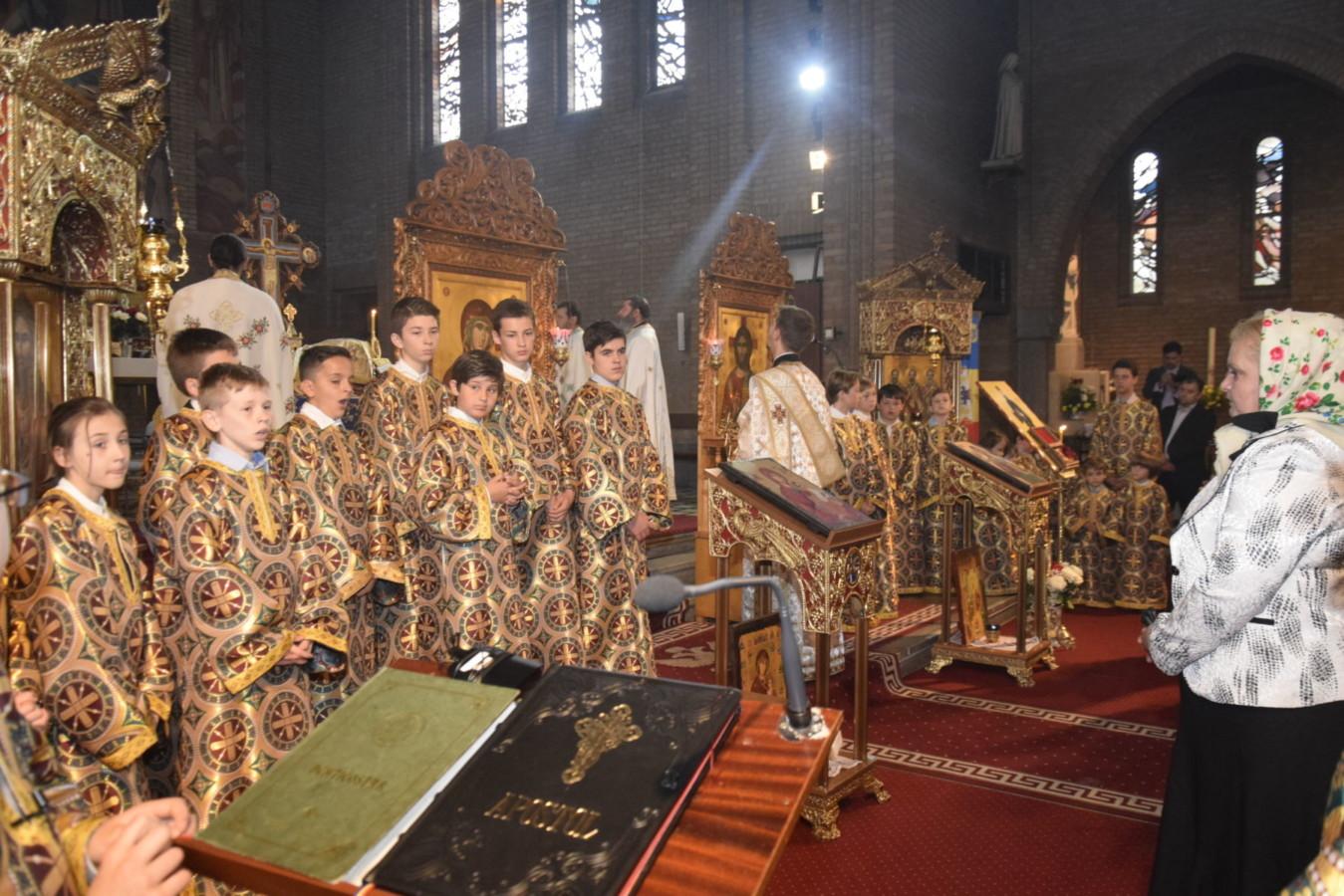 Preasfințitul Părinte IUSTIN, Episcopul Maramureșului și Sătmarului, va binecuvânta duminică prima bibliotecă românească din zona pariziană