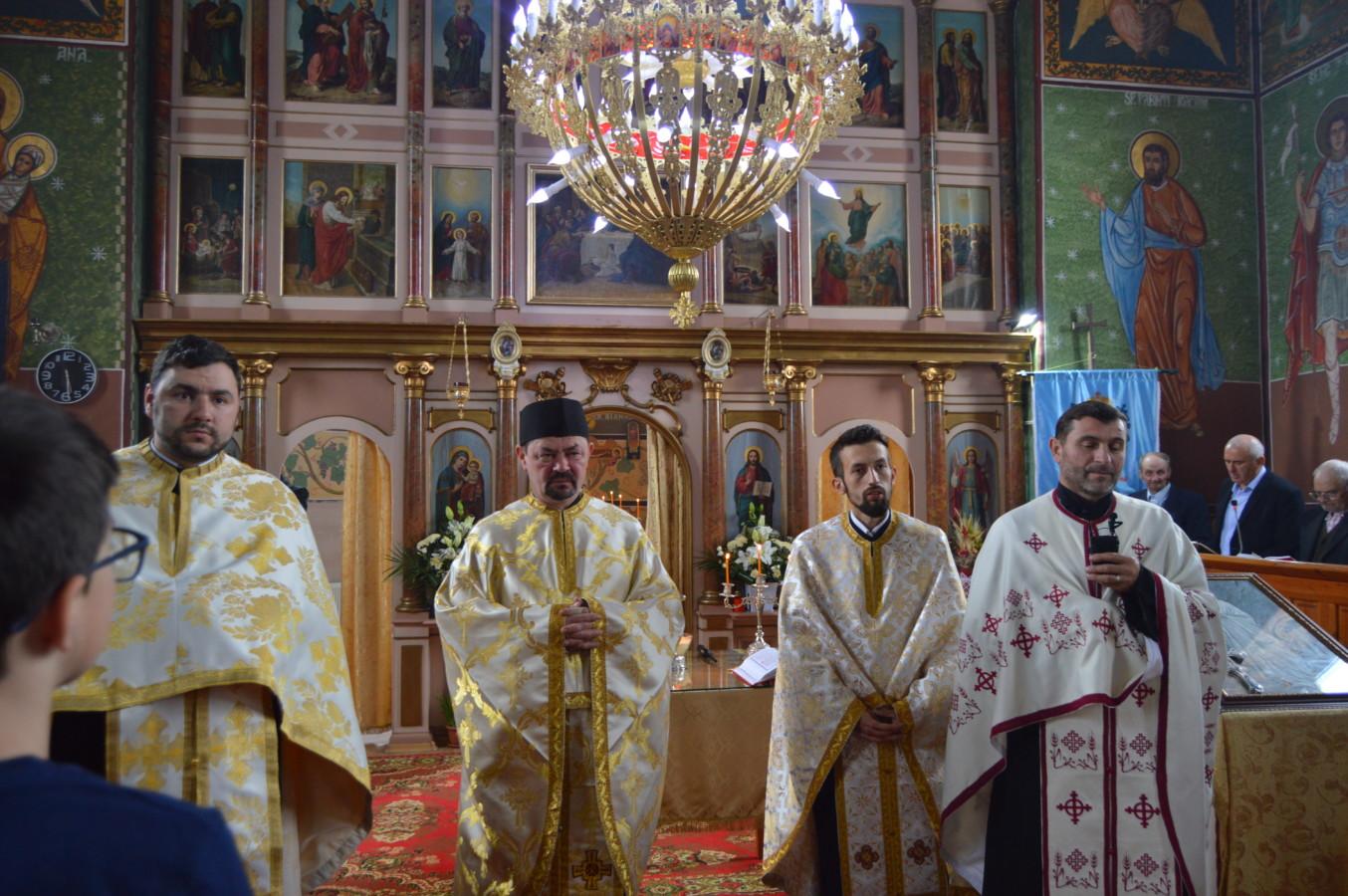 Cerc pastoral al preoților din preajma Cetății Ciceului