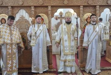 Liturghie Arhierescă în Parohia Romita, Sălaj