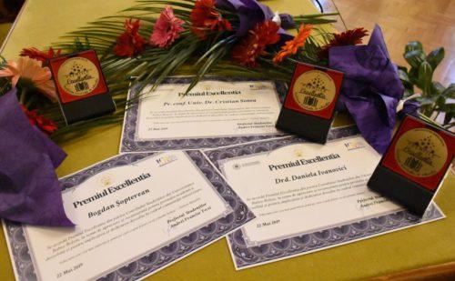 Profesori și studenți ai Facultății de Teologie Ortodoxă, nominalizați la Gala de Decernare a Premiilor Excellentia 2019