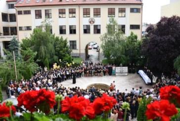 Festivitatea de Absolvire, Promoția 2018-2019, la Seminarul Teologic Ortodox din Cluj-Napoca
