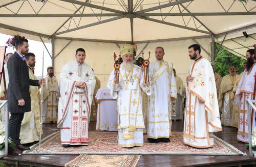 Sfântul Apostol și Evanghelist Ioan, sărbătorit la Mănăstirea Pădureni