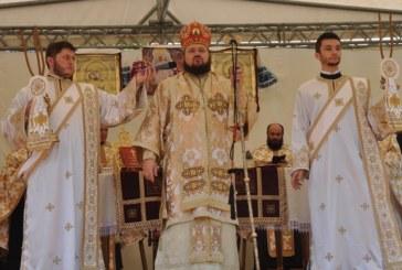 Resfințirea bisericii din Parohia sălăjeană Mălădia