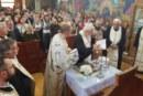 Binecuvântare arhierească pentru credincioşii din Parohia Tăure, Protopopiatul Năsăud