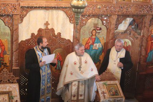 Prilej de sărbătoare în Parohia Ortodoxă Jucu Gară