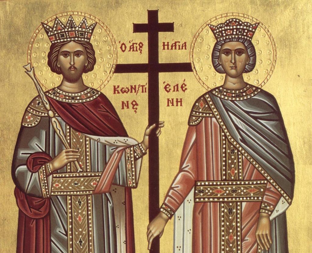 Agenda ierarhilor din Mitropolia Clujului, de Sfinţii Împăraţi Constantin şi Elena