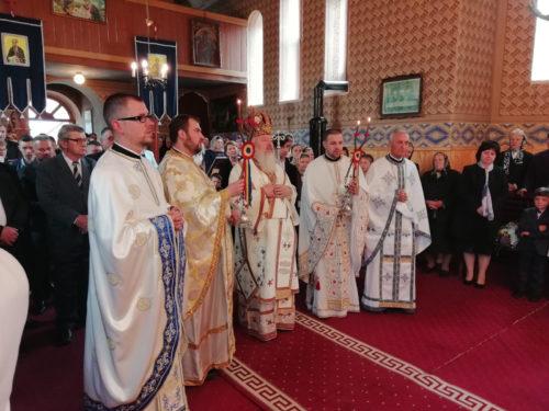Resfințirea Bisericii din Tiocu de Jos