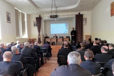Ședința lunară administrativă a clericilor din Protopopiatul Ortodox Cluj II