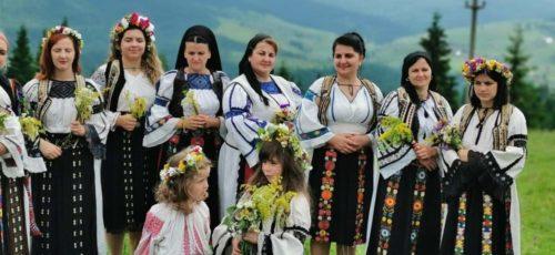 Credincioșii din filia Dealu Botii, în sărbătoare