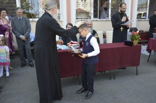 Festivitatea de final de an școlar 2018-2019, la Seminarul Teologic Ortodox din Cluj-Napoca