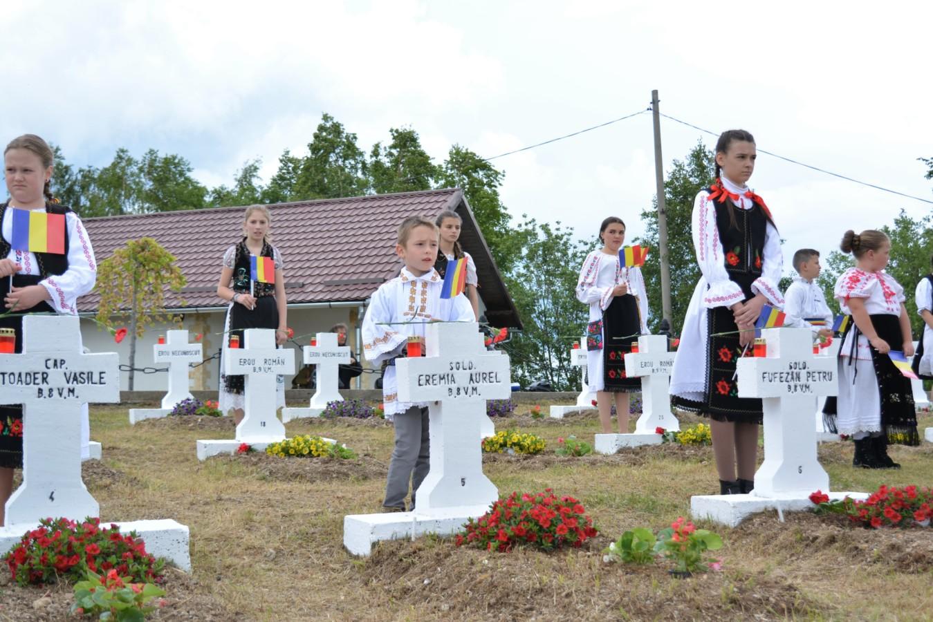 Înălţarea Domnului – Ziua Eroilor, sărbătoare naţională a poporului român