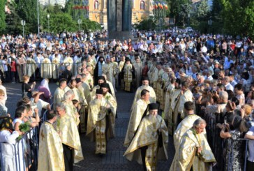 A noua Procesiune de Rusalii la Cluj-Napoca