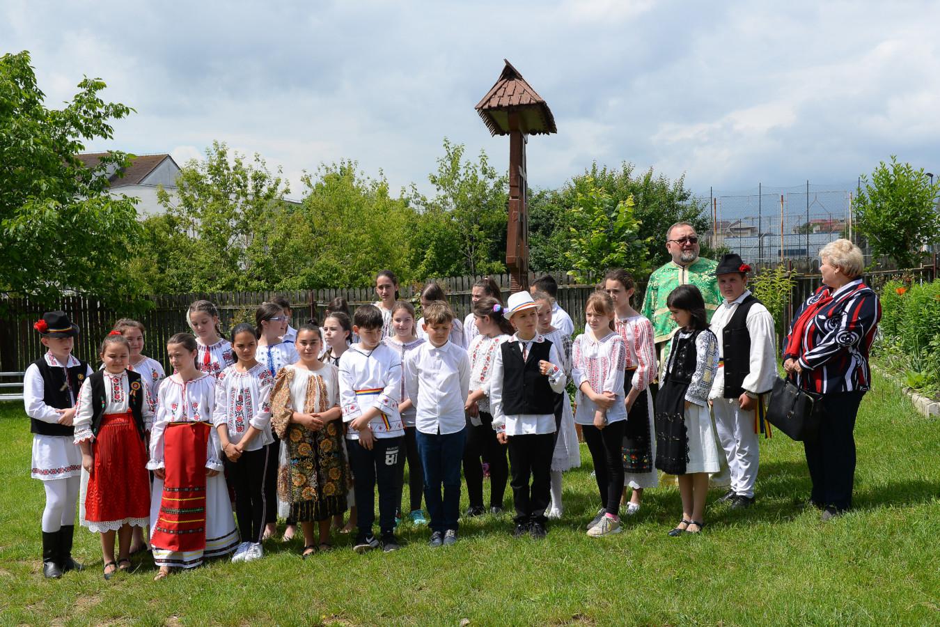 Cinstirea eroilor în Parohia Sfântul Arhidiacon Ștefan din Cluj Napoca