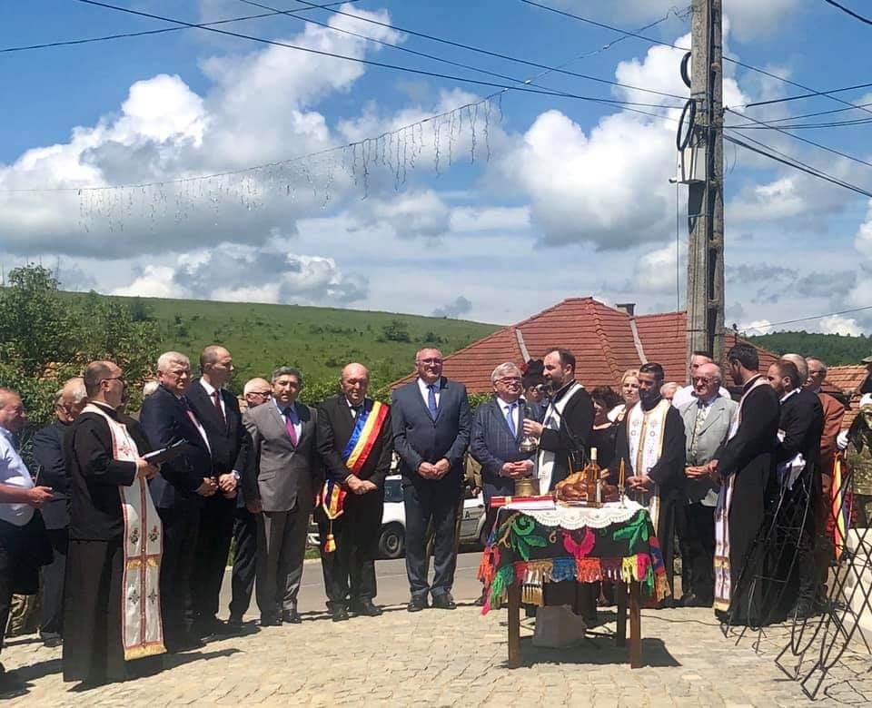 Sărbătoarea fiilor satului în Parohia clujeană Șoimeni
