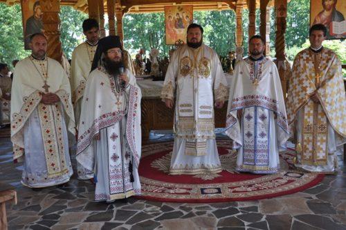 Hramul de vară al Mănăstirii Bobota din Episcopia Sălajului