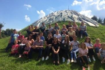 Excursie pentru zeci de copii din Telcișor
