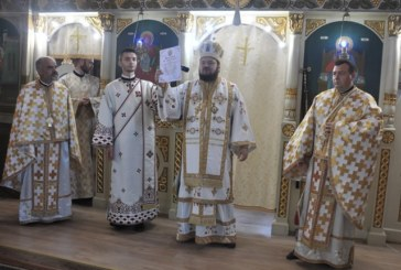 Liturghie Arhierească în Parohia Șoimuș, jud. Sălaj