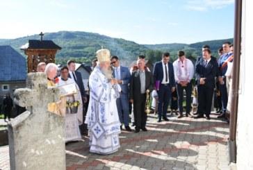 Mitropolitul Clujului a resfințit Biserica din Căianu Mic