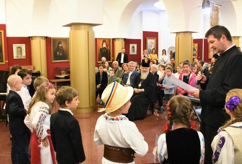 Bucuria și inocența copilăriei, sărbătorite la Muzeul Mitropoliei Clujului