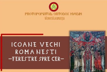Expoziție de icoane vechi, la Protopopiatul Huedin