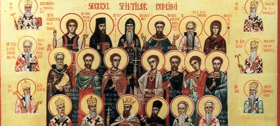 Agenda ierarhilor din Mitropolia Clujului în Duminica a doua după Rusalii, a Sfinților Români.