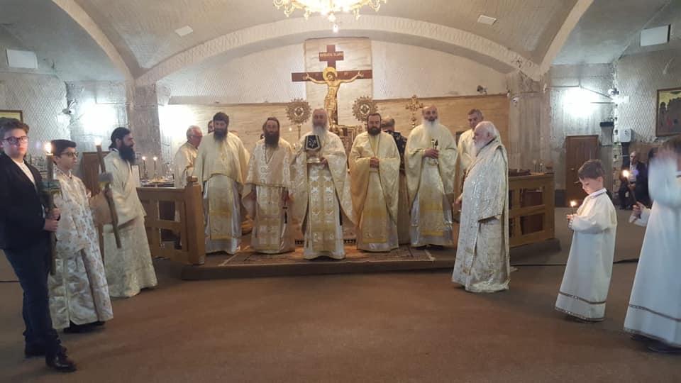 Arhim. Dumitru Cobzaru: Nu există mântuire dacă nu suntem botezați în credința ortodoxă a înaintașilor noștri