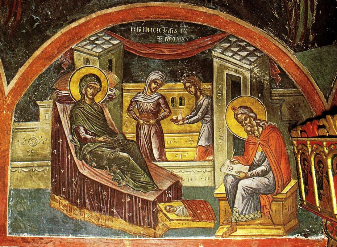Programul liturgic al ierarhilor din Mitropolia Clujului, de Nașterea Sfântului Ioan Botezătorul